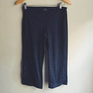 Athleta Gusset Coolmax Cropped Yoga Pants, Sz. S